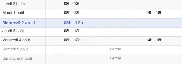 Chabrignac corr ze mairie code postal postoo for Code postal correze