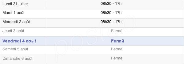 horaires d'ouverture de la Mairie Du 5e Arrondissement De Paris
