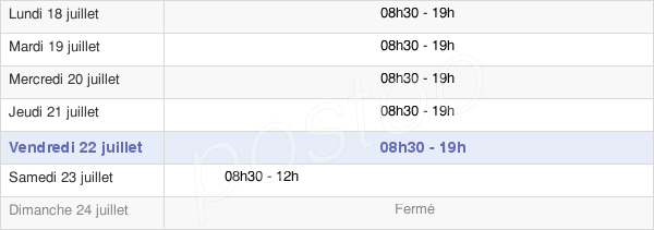 horaires d'ouverture de la Mairie Du Kremlin Bicêtre