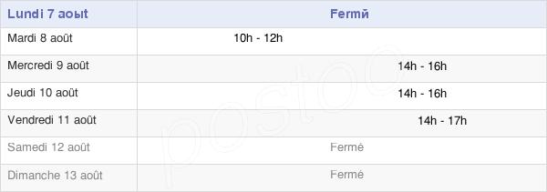Best horaires duaccueil de la mairie de with code postal marne - Ivry sur seine code postale ...
