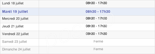 Poitiers vienne mairie code postal postoo for Code postal poitier